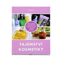 Knihy Tajemství kosmetiky (Vít Syrový)