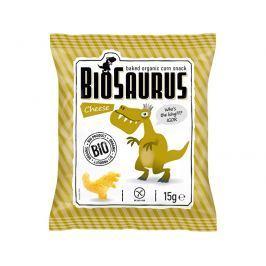 Biosaurus Bio křupky se sýrem 15g