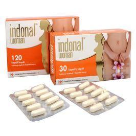 Synergia Indonal Woman 120 kapslí + Indonal Woman 30 kapslí