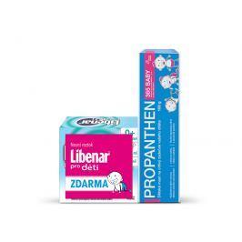 Omega Pharma Propanthen 365 Baby 100 g + Libenar pro děti 15 ampulí po 5 ml ZDARMA