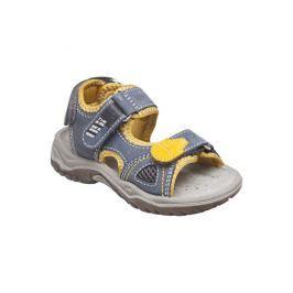 SANTÉ Zdravotní obuv dětská OR/20702 mostarda vel. 32