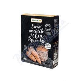 NOMINAL Směs na chléb s chia semínky Pro zdraví...500g