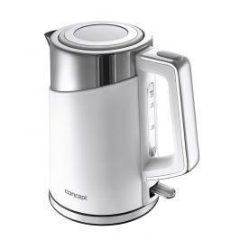 Concept Rychlovarná konvice Cool Touch 1,7 l WHITE RK3160