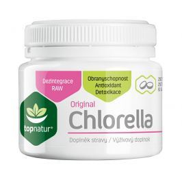 Topnatur Chlorella 250 tbl.