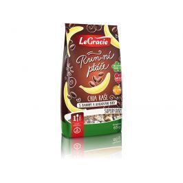 LeGracie Chia kaše - s banány a kakaovými boby 65g