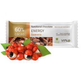 Vitalo Funkční čokoláda Energy 25g
