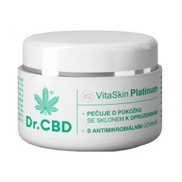BioVita Dr.CBD VitaSkin Platinum 30 ml