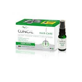 Clinical Hair-care 90 tob. + arganový olej 20 ml dárková sada