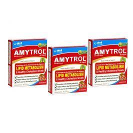 Aimil Pharmaceuticals AmytrolEU 60 kapslí 2+1 ZDARMA