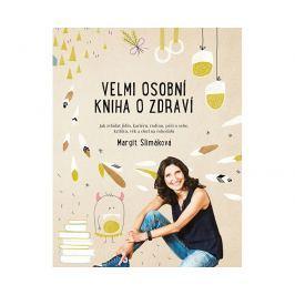 Knihy Velmi osobní kniha o zdraví (Margit Slimáková)