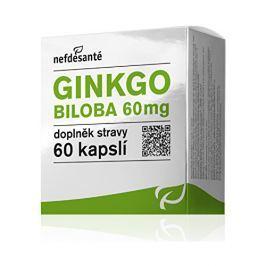 NefdeSanté Ginkgo Biloba 60 kapslí