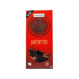 FRANKONIA Hořká čokoláda bez přidaného cukru 80g