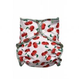 T-tomi Kalhotková plena - přebalovací set patentky (3 - 15 kg) Cherries