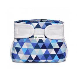 T-tomi Abdukční kalhotky (5 - 9 kg) Modré trojúhelníky