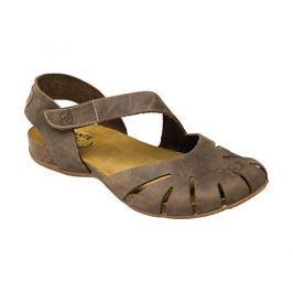 SANTÉ Zdravotní obuv dámská IB/4456 hnědá vel. 38