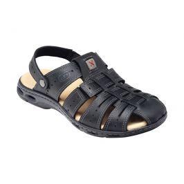 SANTÉ Zdravotní obuv pánská PE/30681-06 Nero vel. 42