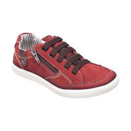 SANTÉ Zdravotní obuv dětská PE/315705-09 Bordo vel. 35