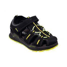 SANTÉ Zdravotní obuv dětská IC/132750 Nero vel. 38
