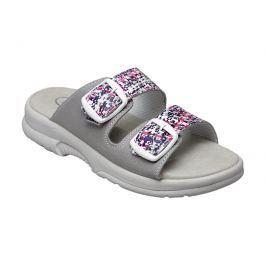SANTÉ Zdravotní obuv dámská N/517/33/10M/19/BP grafiti-šedá vel. 35