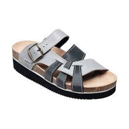SANTÉ Zdravotní obuv dámská N/240/9/19/69/H/K/CP šedá vel. 38