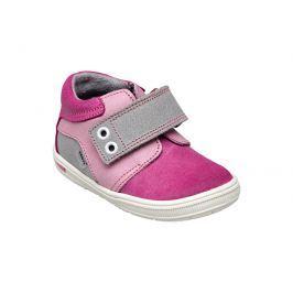 SANTÉ Zdravotní obuv dětská N/661/501/079/056/019 růžovo-šedá (vel. 20-26) vel. 25