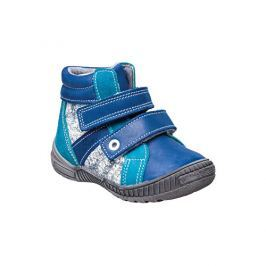 SANTÉ Zdravotní obuv dětská N/LONDON/202/C84/C87 modrá (vel. 19-26) vel. 24