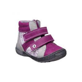 SANTÉ Zdravotní obuv dětská N/LONDON/202/C75/C13 fialová (vel. 19-26) vel. 26