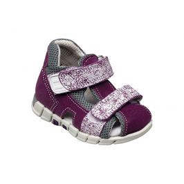SANTÉ Zdravotní obuv dětská N/810/401/S75/A75 fialová (vel. 19-26) vel. 21