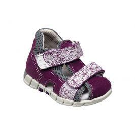 SANTÉ Zdravotní obuv dětská N/810/402/S75/A75 fialová (vel. 27-30) vel. 28