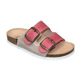 SANTÉ Zdravotní obuv dětská D/203/C30/S12/BP červená (vel. 31-35) vel. 32