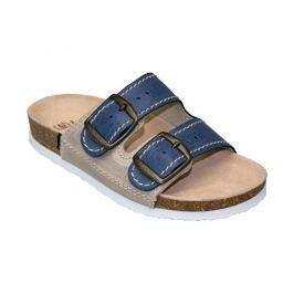 SANTÉ Zdravotní obuv dětská D/202/86/S12/BP modrá (vel. 27-30) vel. 28