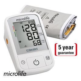 Microlife Tlakoměr BP A2 Basic digitální automatický