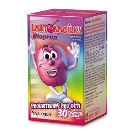 Valosun Biopron Laktobacílky 30 pastilek