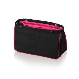 My  Bag My Love Organizér do kabelky Duo Classic černo-růžový