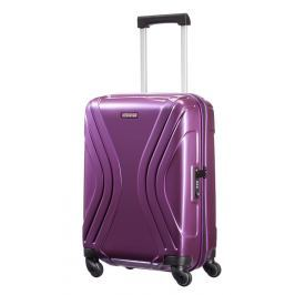 American Tourister Malý cestovní kufr Vivotec Spinner 36 l - fialová