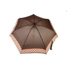 Doppler Dámský deštník Derby 720365PA - hnědá