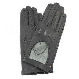 Vystyd Dámské řidičské rukavice 813, velikost 7.5, černá