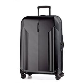 March Velký cestovní kufr New manhattan 126 l - černá