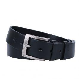 Penny Belts Pánský kožený opasek 501, černý