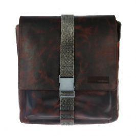 Strellson Pánská kožená taška Strellson, hnědá