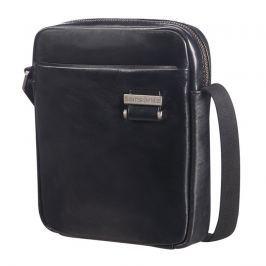 Samsonite Pánská kožená taška přes rameno 7,9