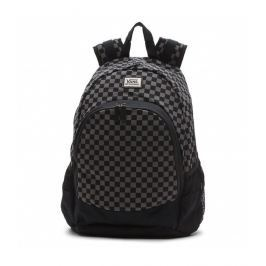 VANS Batoh M VAN DOREN BACKPACK Black/Cha 28 l