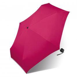 ESPRIT Malý deštník Petito Sangria 52136 - růžová