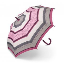 ESPRIT Deštník Long AC sparkle 50090 - růžová