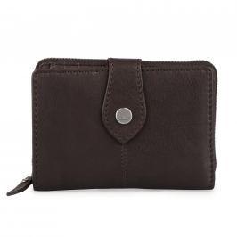 Maitre Dámská kožená peněženka Lembrerg Diethilde 4060001391 - tmavě hnědá