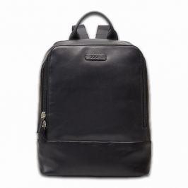 JOOP! Pánský kožený batoh Vetra 4140003747 11 l - černá