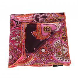 Fraas Dámský hedvábný čtvercový šátek 612166-450 - růžová