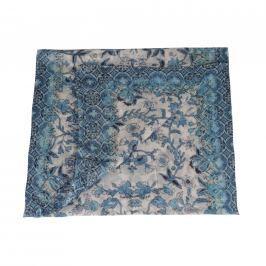 Fraas Dámský obdélníkový šátek 638007-580 - modrá