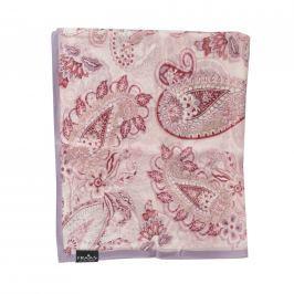 Fraas Dámský hedvábný čtvercový šátek 612170-380 - fialová