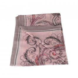 Fraas Dámský obdélníkový šátek 625223-410 - růžová